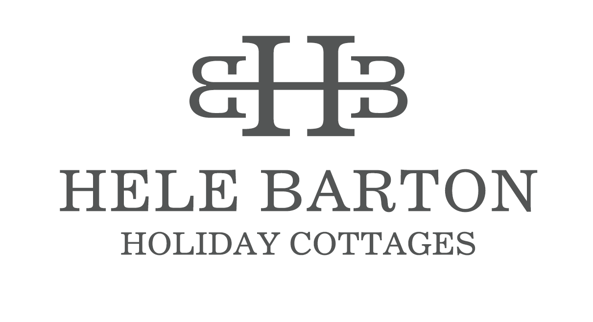 Hele Barton Farm Holiday Cottages Bude, North Cornwall Logo